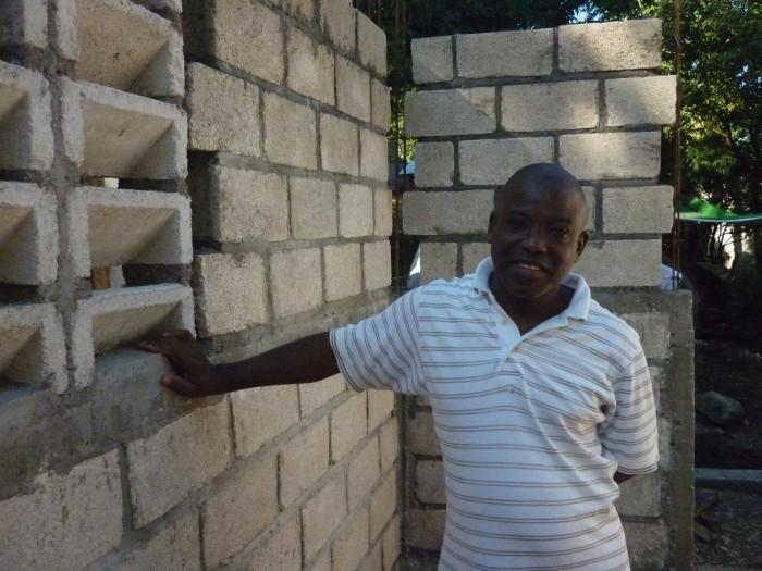 Haiti house owner