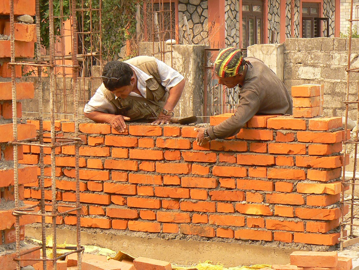 107 kathmandu bricks
